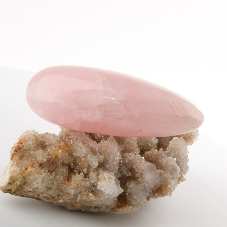 Pink Quartz Massage Wand