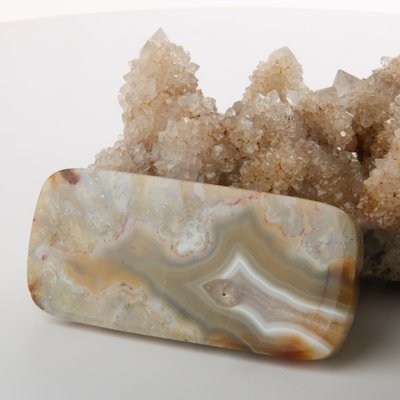Large Sliced Agate Cabochon