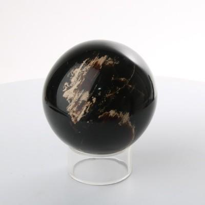 UV Reactive Amber Sphere