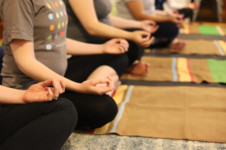 Pregnancy Yoga - casual class