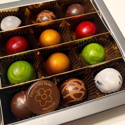 Pralinen Sweet Mix - Box 12er