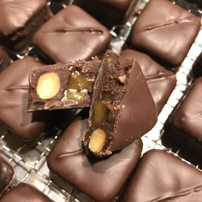 Caramel Nuts Fudges