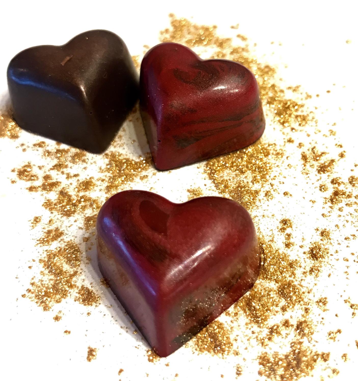 Love Hearts - Box 16er