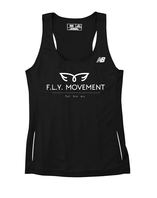 Women's FLY Racing Singlet (M)