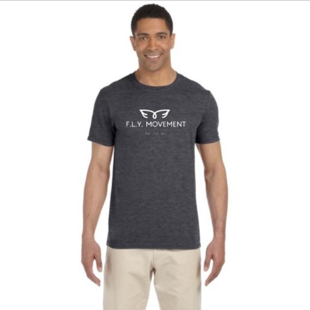 Men's FLY T-shirt (XL)