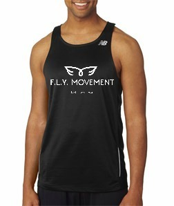Men's FLY Racing Singlet (L)