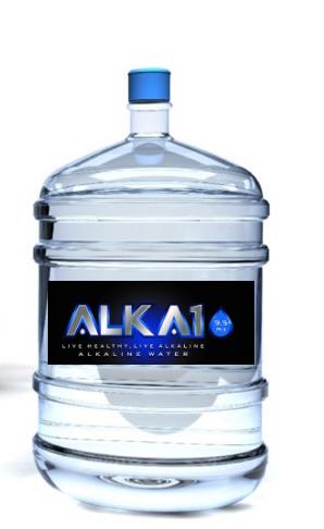 ALKA1 5 Gallon Delivery