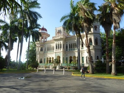 CUBA ~ December 1 TO 8, 2021 ~ 1 PERSON BALANCE DOUBLE OCCUPANCY