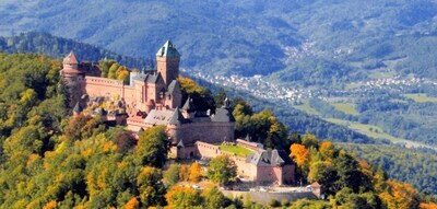 ALSACE June 24 to July 7, 2021 - Balance 1 person double Occupancy