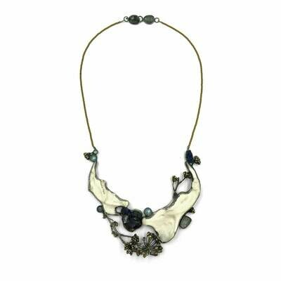 Anna Johnson: Mandibula Necklace