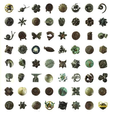 Restoration: The Metal Museum Anniversary Gates Catalog