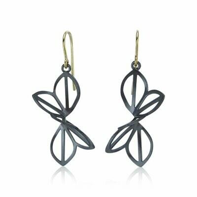 Karin Jacobson: Anise Origami Earring