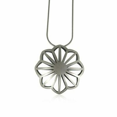 Karin Jacobson: Hyacinth Pillow Necklace