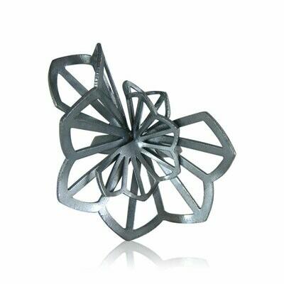 Karin Jacobson: Hyacinth Origami Ring