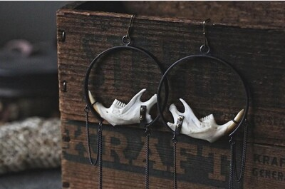 Carin Jones: Muskrat Jawbone Hoops