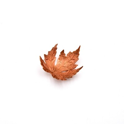 Kingfisher Designs: Maple Leaf Dish