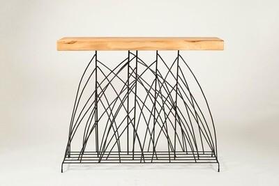 Geordan Lugar: Console Table