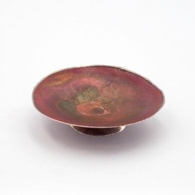 Brian Fickett: Small Copper Dish