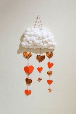 Craft With Us: Raining Copper Hearts | FEB. 13, 1PM - 2PM