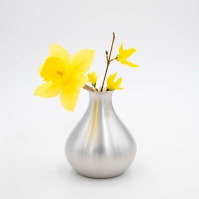 Danforth Pewter: Bud Vase