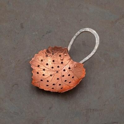 Kingfisher Designs: Leaf Strainer