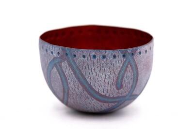 Sarah Perkins: Twine Bowl