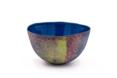 Sarah Perkins: Blue Depths Bowl