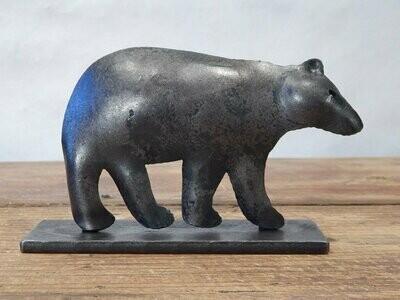 Blackthorne Forge: Bear Sculpture
