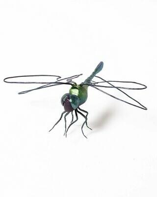 Elizabeth Belz: Dragonfly Sculpture