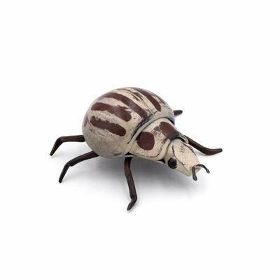 Elizabeth Belz: Beetle Sculpture