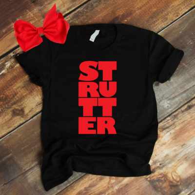 Strutter Block Tee
