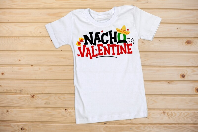 Nacho Valentine tee