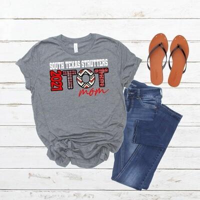 STS Strutter Mom Shirt-Tot