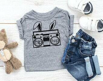 Boombox Easter Shirt