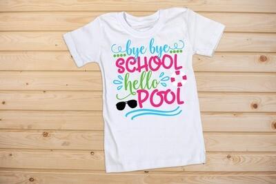 Bye Bye School.....