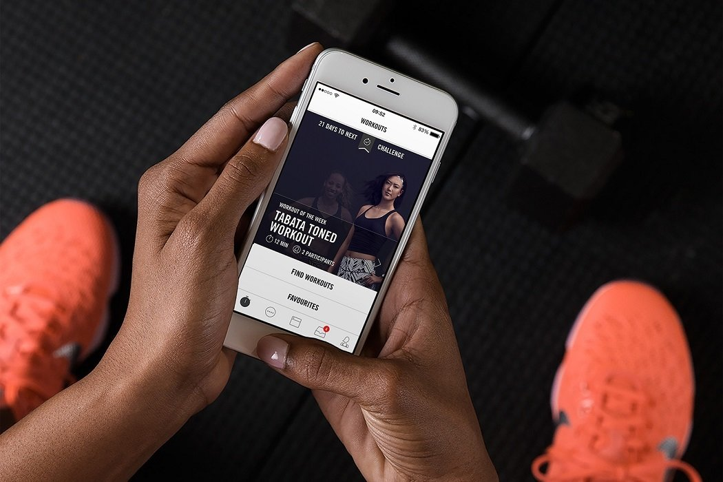 MOBILE ON-DEMAND FITNESS
