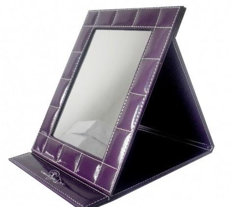 Folding Table-Top Mirror