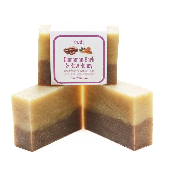 Cinnamon Bark & Raw Honey