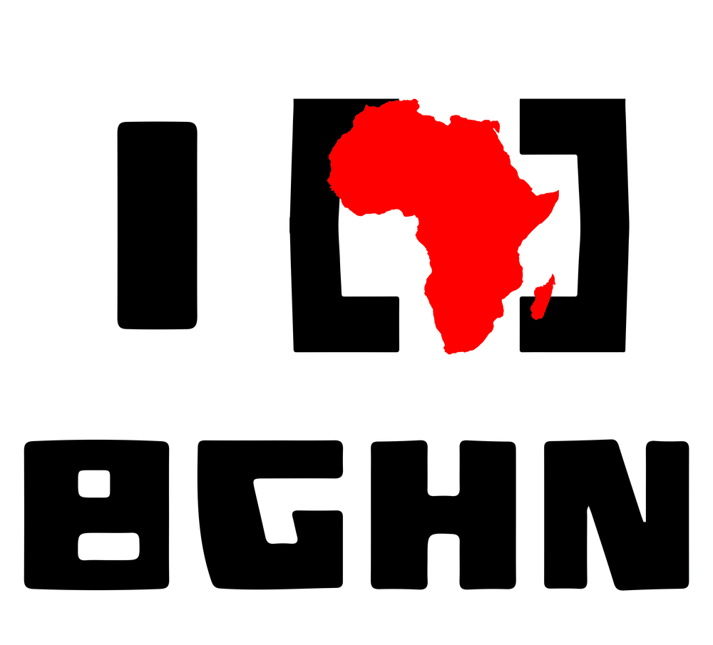 I [Africa] BGHN - Coffee Cup - LIMITED EDITION