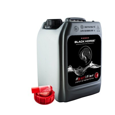 BLACK HORSE purifier 5 Liter Kanister