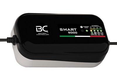 Microprozessor Batterieladegerät 1 A (Bike Mode) 5 A (Car/Start&Stop Mode)