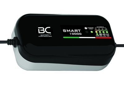 Microprozessor Batterieladegerät 1 A (Bike Mode) 10 A (Car/Start&Stop Mode)