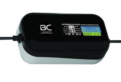 Microprozessor Batterieladegerät, Voltmeter, 1 A (Bike Mode) 10 A (Car/Start&Stop Mode) Mersprachiges LCDDisplay,