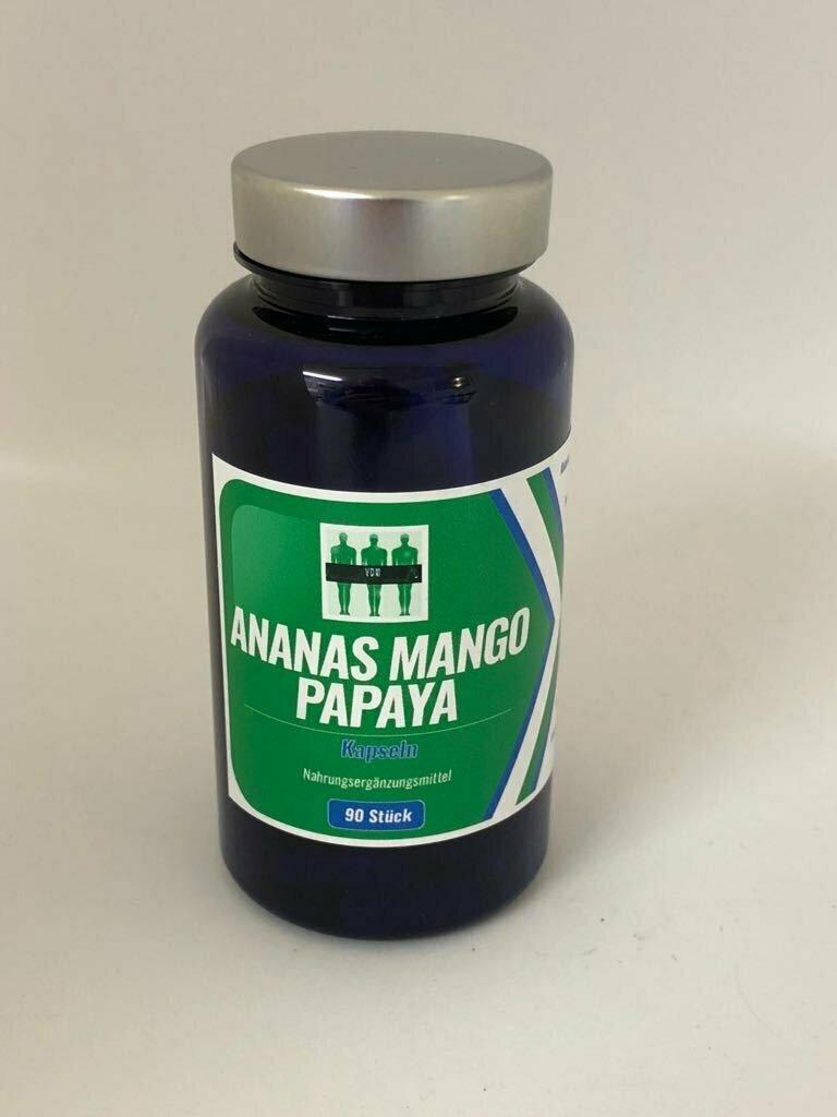 ANANAS MANGO PAPAYA