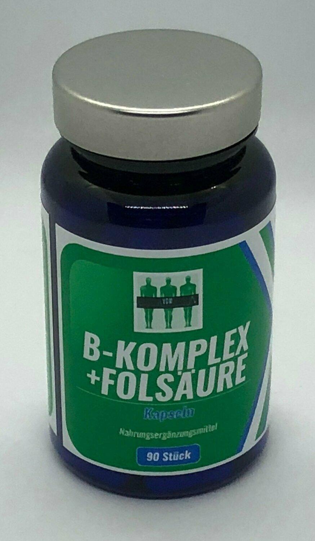 VITAMIN B KOMPLEX+FOLSÄURE