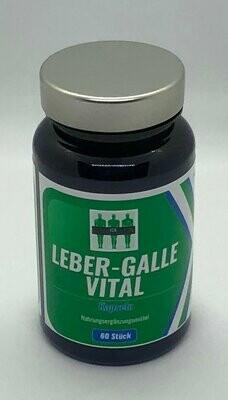LEBER-GALLE VITAL Kapseln