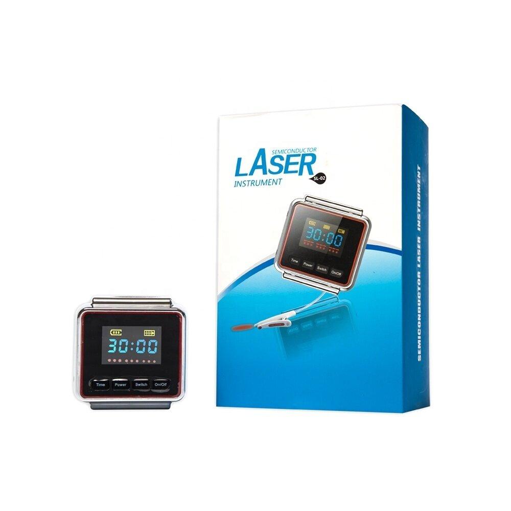 Lasertherapie Device mit roten Lasern