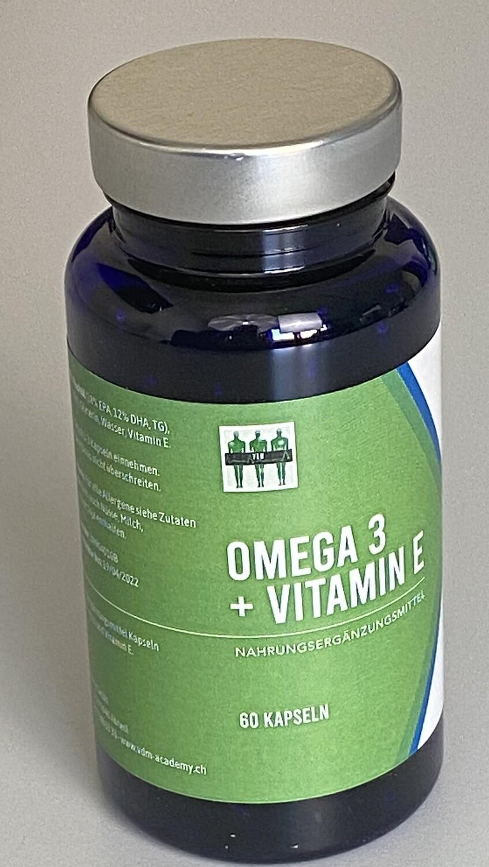 Omega 3 mit Vitamin E