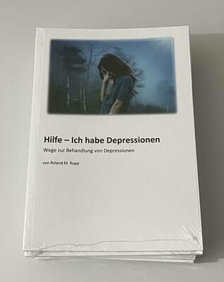 """""""Hilfe - Ich habe Depressionen"""""""
