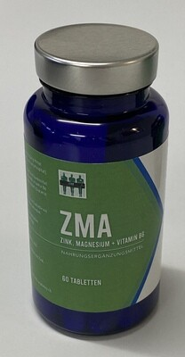 ZMA - Zink, Magnesium & Vitamin B6